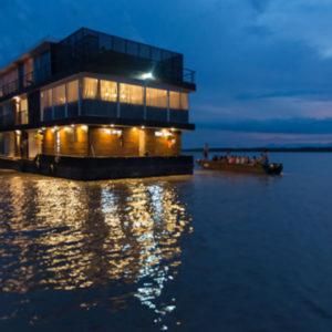 Cruceros por el Amazonas